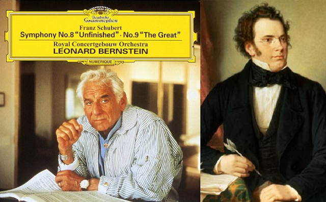 Centenario de Bernstein (II): la Inconclusa de Schubert con el Concertgebouw