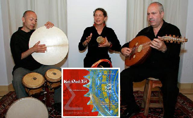 Kol Oud Tof Trío canta en haketía