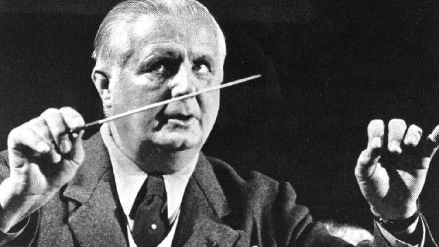 """Otello"", de Verdi, dirigida por Fritz Busch"