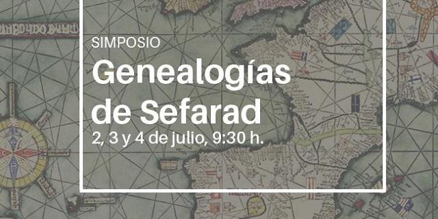 """Simposio """"Genealogías de Sefarad"""", con Israel Doncel"""