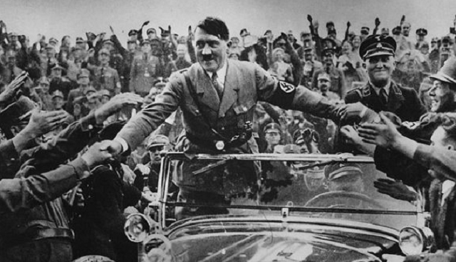 El ascenso electoral del nazismo