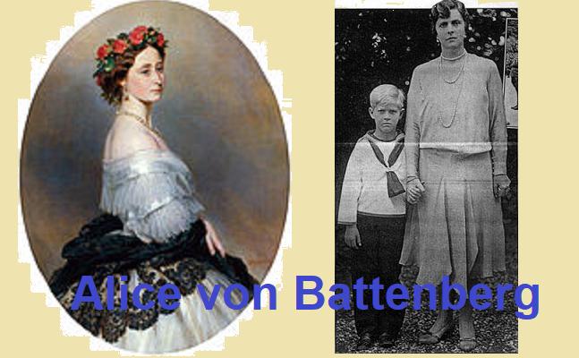 Hanasíj William bikér bYirushaláyim bekéver hasavtá ravtá sheló, hanesijá Alice von Battenberg, shehejbía mishpajá yehudít baShoá