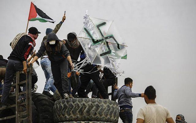 Blanqueando a Hamás