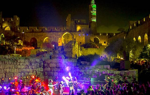 El festival Mekudeshet de Jerusalén