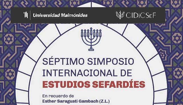 Llega el 7º Simposio Internacional de Estudios Sefardíes a Buenos Aires, con María Cherro de Azar