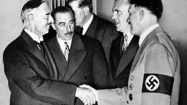 """La diplomacia del """"apaciguamiento"""""""