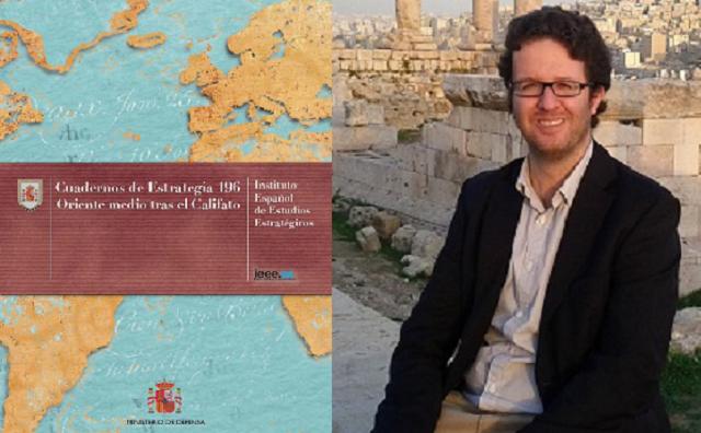 El conflicto israelo-palestino tras el califato de Daesh, con David Poza