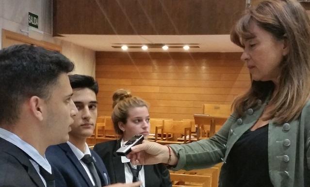 Young Ambassadores en Madrid: la diplomacia israelí del futuro