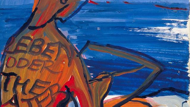 Barcelone accueille une exposition consacrée à Charlotte Salomon, avec Isabelle Pleskoff