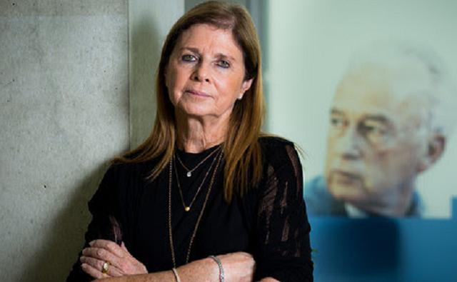 Bikurá shel Dalia Rabin be-Madrid be-2013