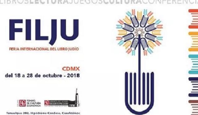 Crónica de la Feria Internacional del Libro Judío 2018