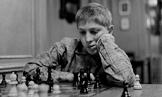 Bobby Fischer (II): el joven prodigio americano
