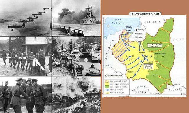 La invasión alemana a Polonia: la reclusión de los judíos en los guetos