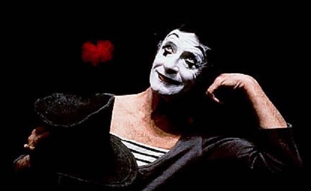 Vayerá, y Marcel Marceau