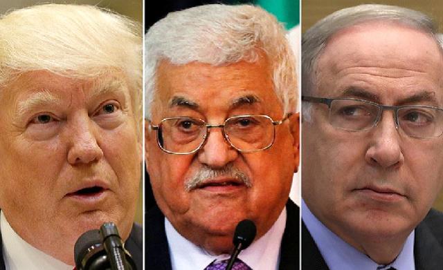 Tres discursos y medio: Trump, Abbas, Netanyahu (y Rohani)