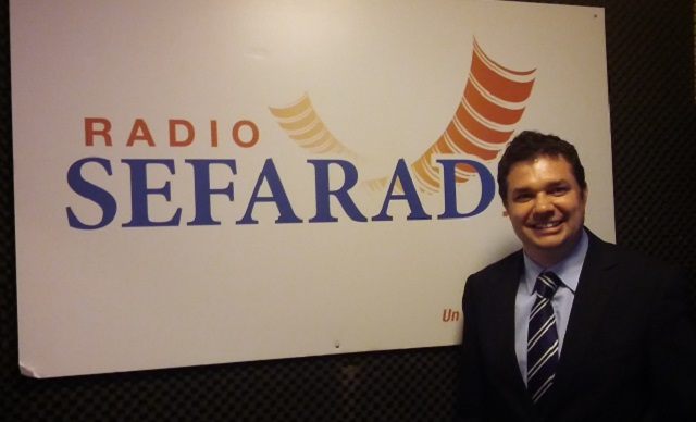 Bienvenido Yoav Katz, nuevo Portavoz de la Embajada de Israel en España