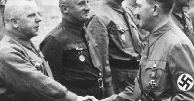 Max Amann, el editor que hizo rico a Hitler