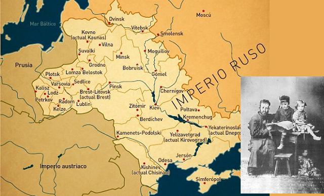 Judíos en el Imperio Zarista (7ª parte): hacia el final de la Zona de Residencia