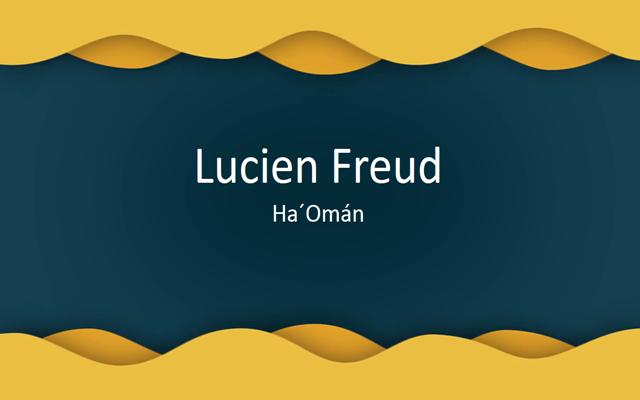 Lucien Freud: el retrato psicológico