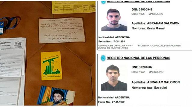 El Mossad desbarata un atentado de Hezbolá en Argentina