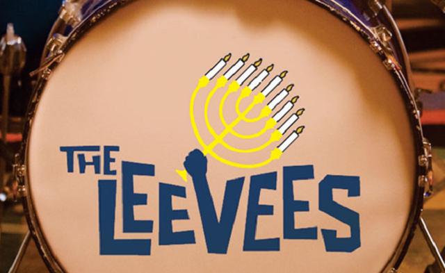 El rock de Janucá con The Leevees