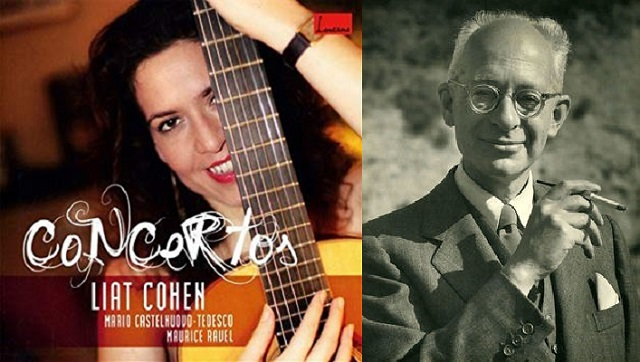 Liat Cohen y el Concierto para guitarra de Castelnuovo Tedesco