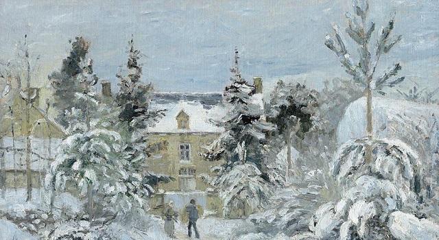 Camille Pissarro. El olor de la tierra