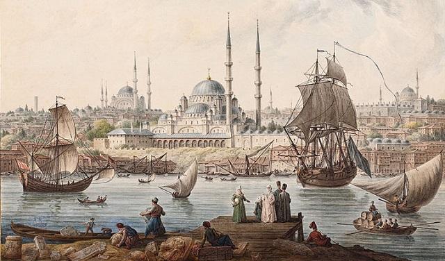 Nombres judíos en el Estambul de los siglos XVIII y XIX