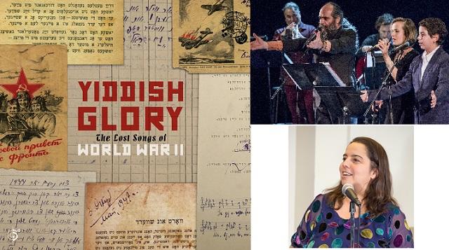 Yiddish Glory: la música soviética judía superviviente de la Segunda Guerra Mundial