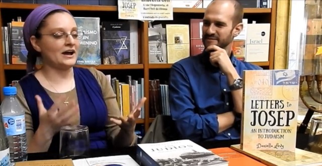 Daniella Levy—Letters to Josep: Judaism, as told to a Christian friend