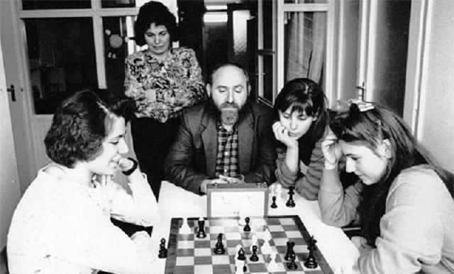 Los Polgár (I): László, hacedor de genios