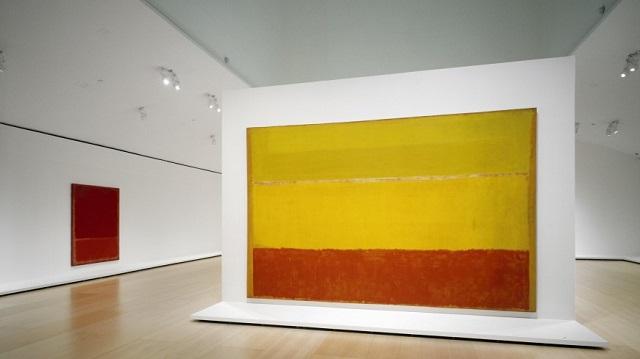 Mark Rothko. Una extrema abstracción