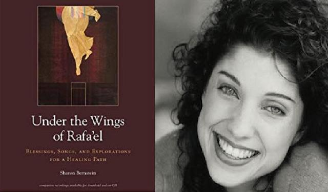 Sharon Bernstein: bendiciones, canciones y exploraciones para una senda de sanación