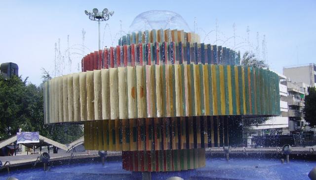 Agam y Vasarely. El color de la geometría