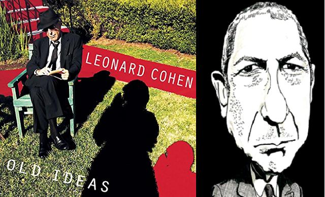 Leonard Cohen: viejas ideas para su disco de 2012, Old Ideas