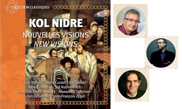 Nuevas visiones del Kol Nidre (2ª parte)