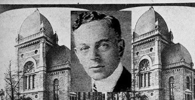 Terumá, y Alfred Samuel Alschuler