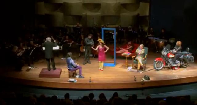 """""""El empresario"""" de Mozart, por la Orquesta de Cámara Israelí"""