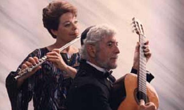 Shimon e Ilana Gewirtz: pareja completa