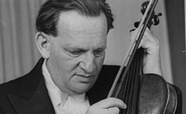 Ödön Pártos, compositor para viola