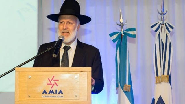 Argentina: ¿algo más que un ataque antisemita?, con Gustavo Szpigiel
