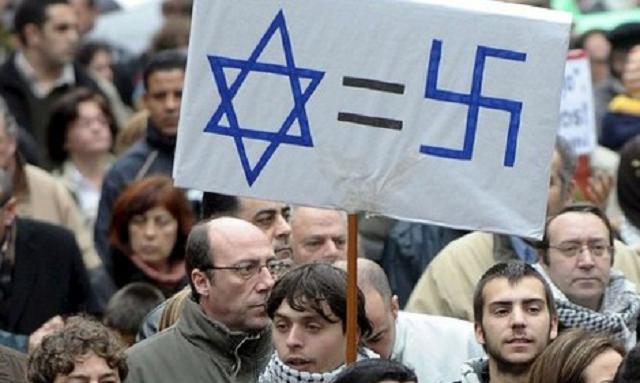 """Todos son """"judíos""""… excepto los judíos"""