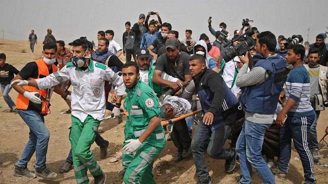 Acusaciones de la ONU a Israel por sus acciones en las Marchas del Retorno