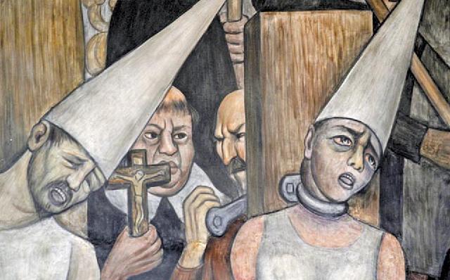 El pintor Diego Rivera y la Inquisición, en judeoespañol, desde el CIDICSEF de Buenos Aires