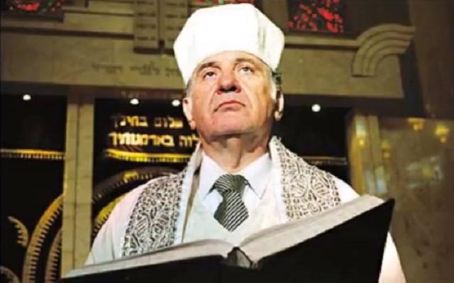 Naftali Herstik en la Gran Sinagoga de Jerusalén (1ª parte)