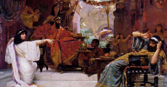 Esther y Mordejái, los nombres de los protagonistas de Purím