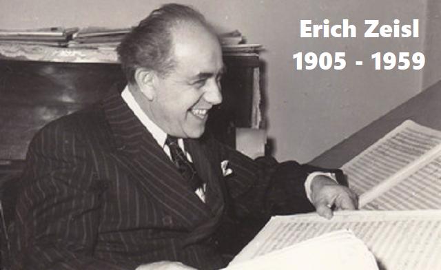 Obras corales de Erich Zeisl