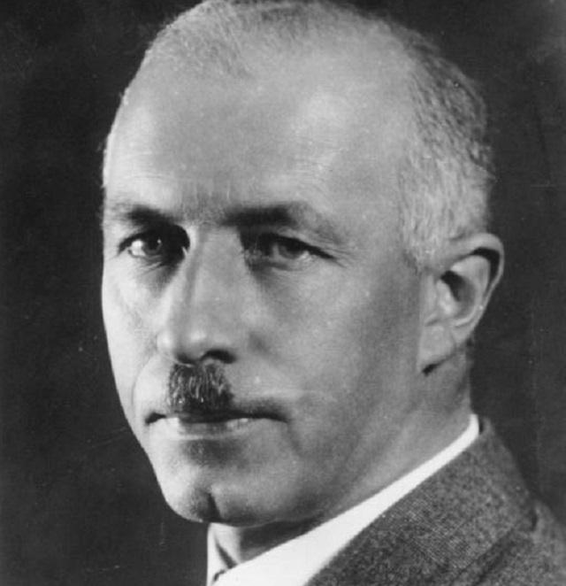 Las ideas socialistas de Gottfried Feder, ministro de Economía del III Reich
