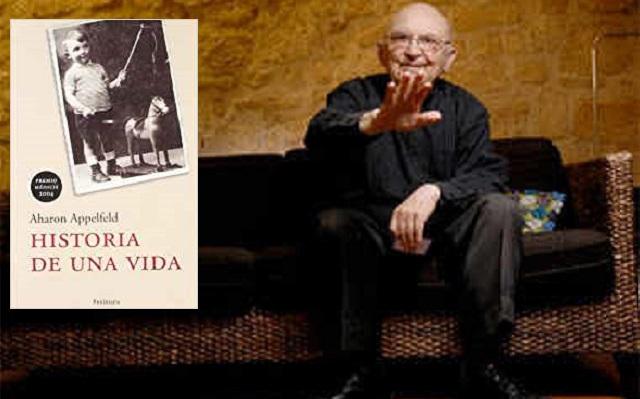 """""""Historia de una vida"""" de Aharon Appelfeld"""