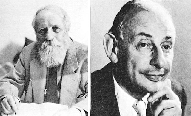 Martin Buber vs. Gershon Scholem: duelo de colosos